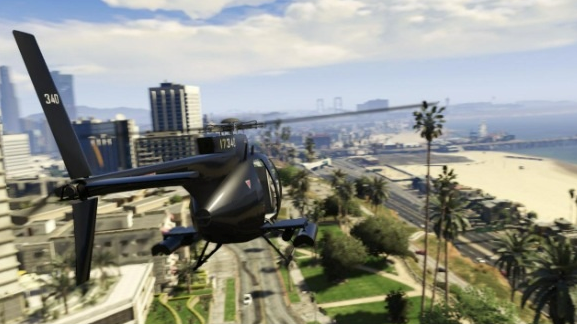 How to Spawn the Buzzard Attack Helicopter in GTA 5